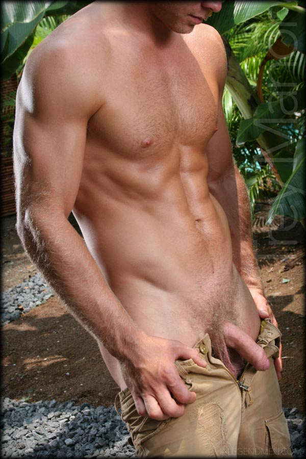 Jeff Palmer Male Nude Models