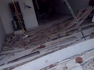 Bandidos explodem agência bancária em Senador Rui Palmeira