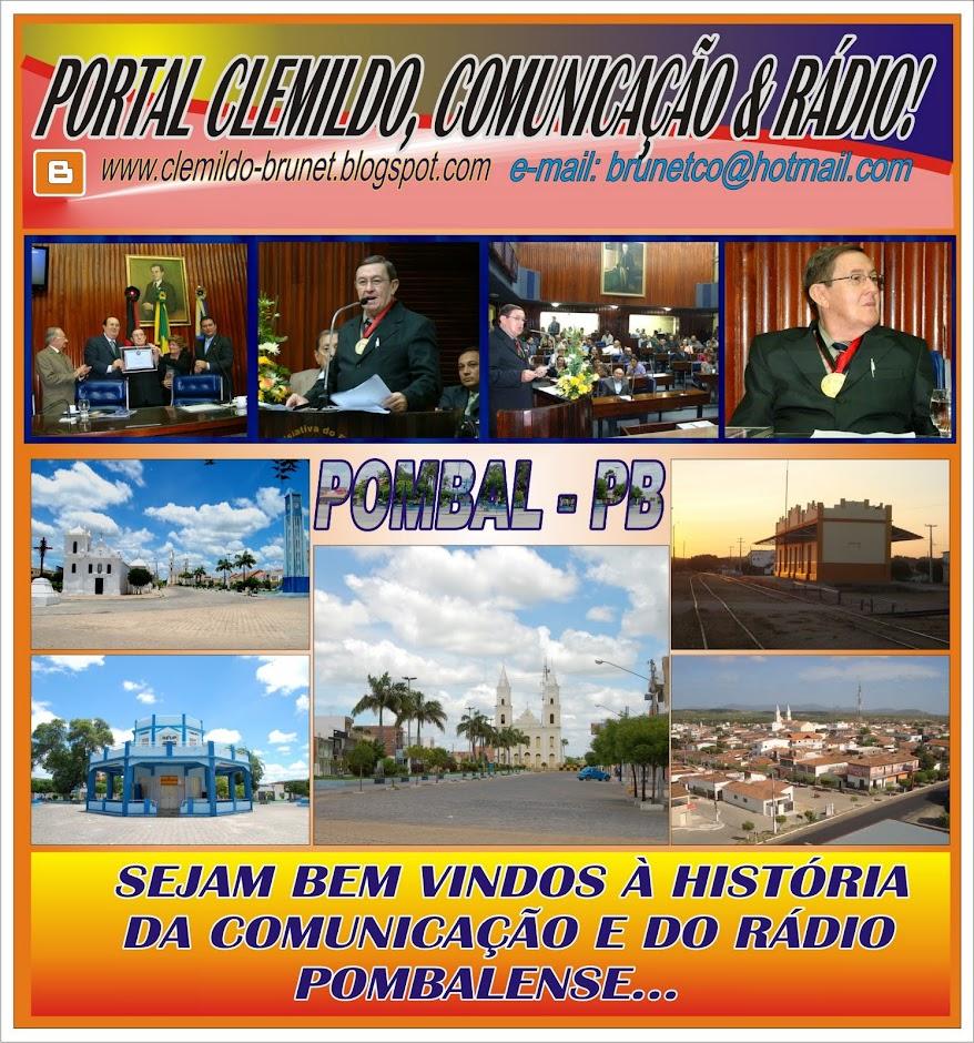 CLEMILDO, COMUNICAÇÃO E RÁDIO!