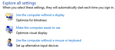 How to Optimize Computer for Blindness