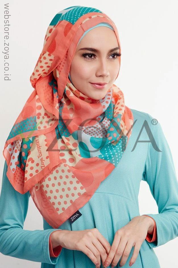 Style Hijab Zoya