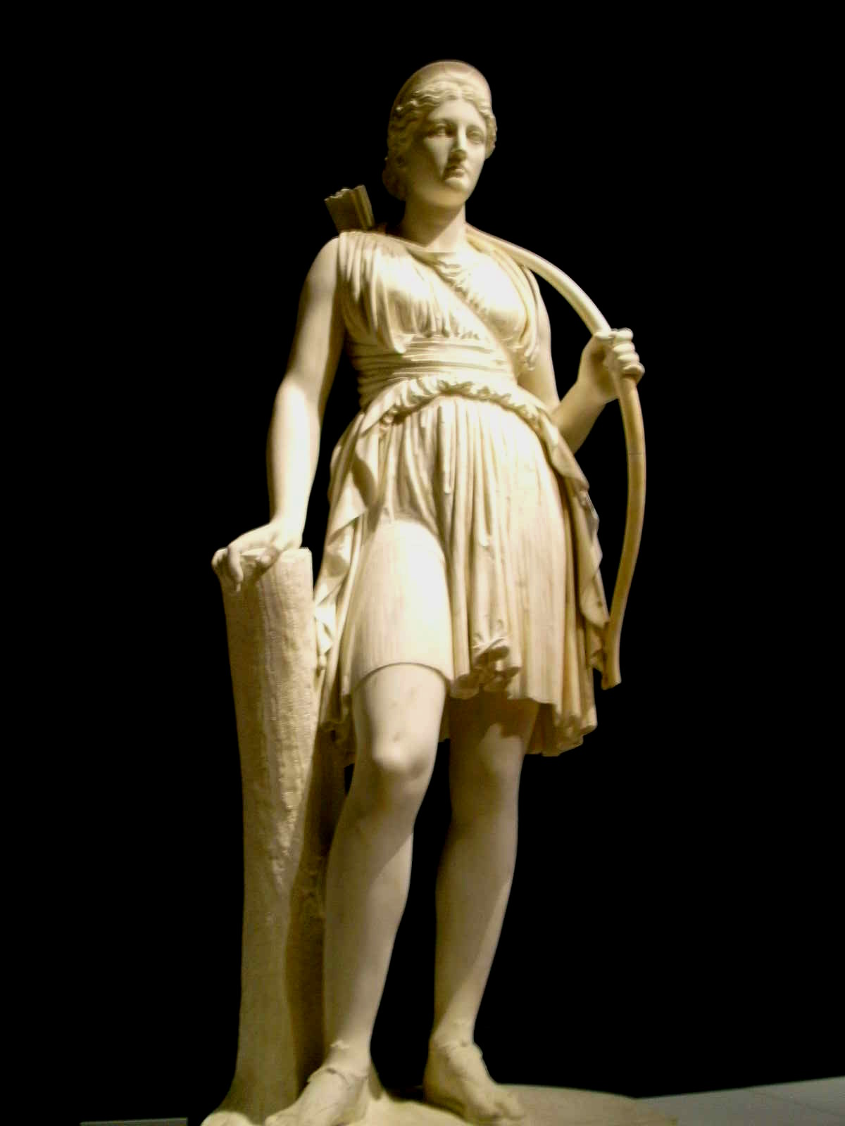 diana goddess of the moon poem