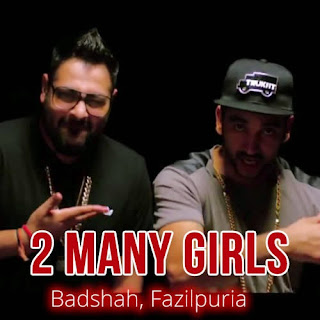 2 Many Girls Lyrics - Badshah, Fazilpuria