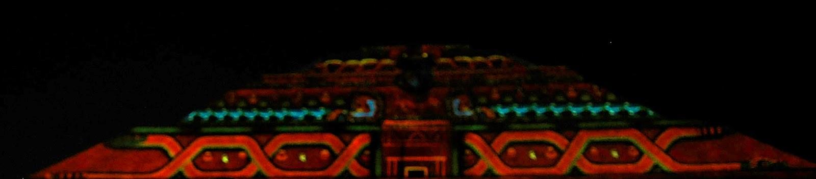Teotihuacan en l nea luz y sonido regresa a teotihuac n for Espectaculo de luz y sonido en teotihuacan