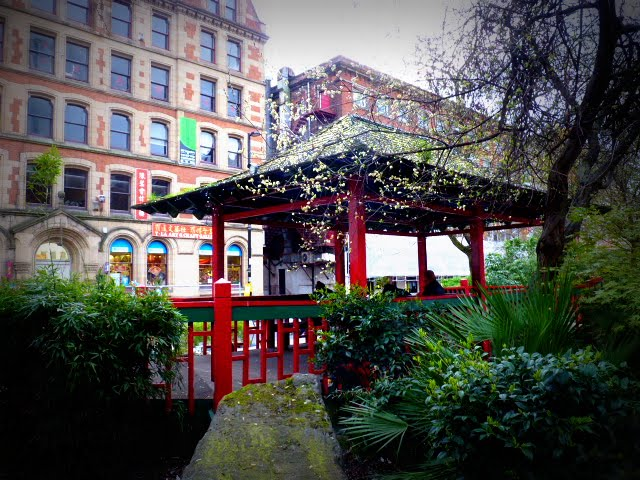 Arquitectura china en Manchester