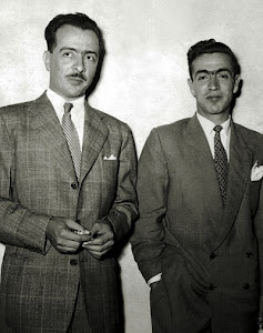 Oswaldo Ossa Ossa 1917  †  2013 (96 años) y Tulio Ossa Ossa 1991 † 1973 (54 años)