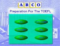 Arco's Preparation Course For the TOEFL