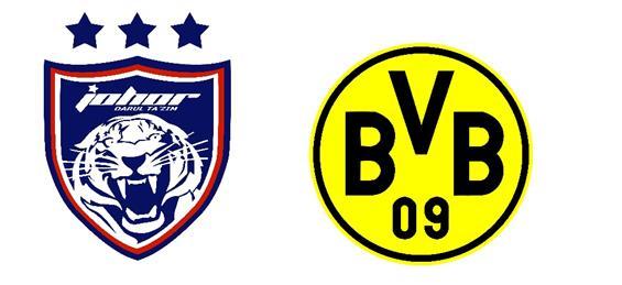 live streaming JDT Vs Borussia Dortmund 9 Julai 2015