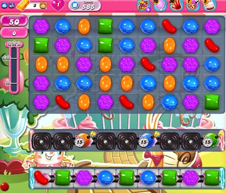 Candy Crush Saga 585