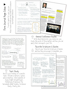 Scripture Journaling Ideas