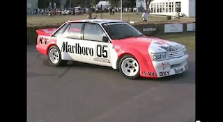 Peter Brock's Bathurst car (unedited)