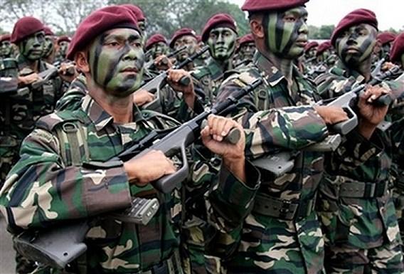Negara Yang Pernah Diserang Oleh Indonesia