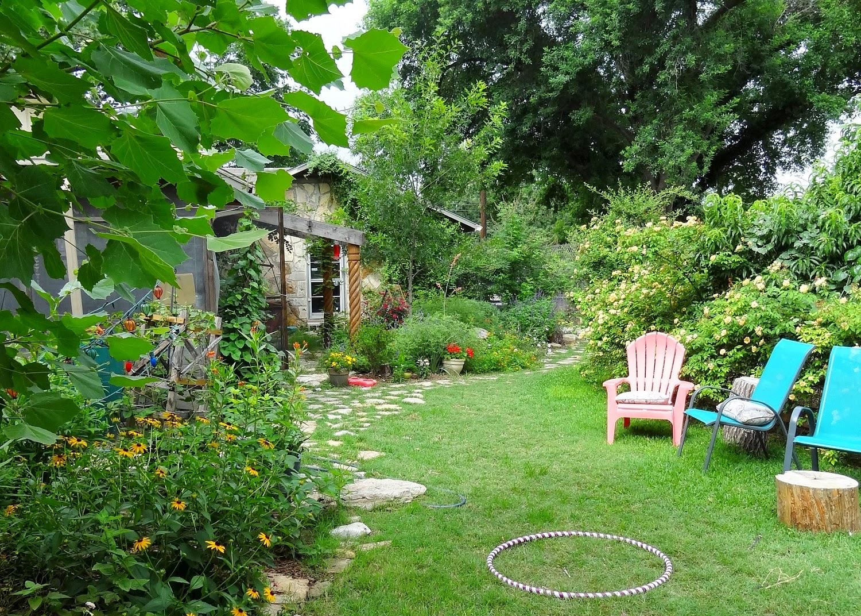 Wild Bohemian Garden