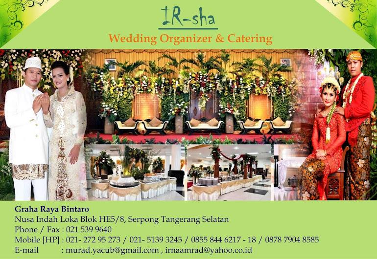 Irsha Wedding Organizer Catering