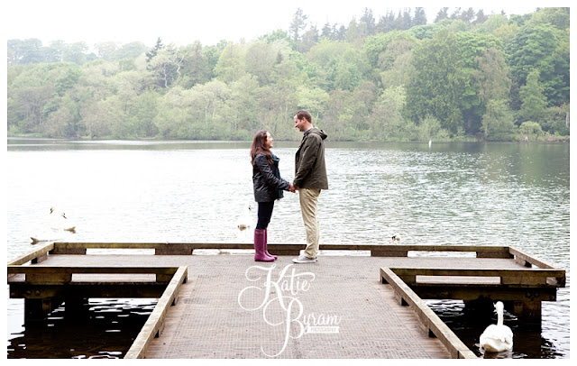 bolam lake, bolam lake belsay, bolam lake pre-wedding photoshoot, engagement shoot northumberland, northumberland wedding photographer, belsay hall wedding, woodland photoshoot, engagement shoot ideas, katie byram photography