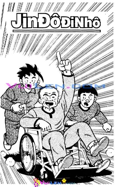 Jindodinho - Đường Dẫn Đến Khung Thành III  Tập 38 page 65 Congtruyen24h