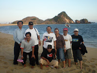 Pantai Kuta Lombok NTB