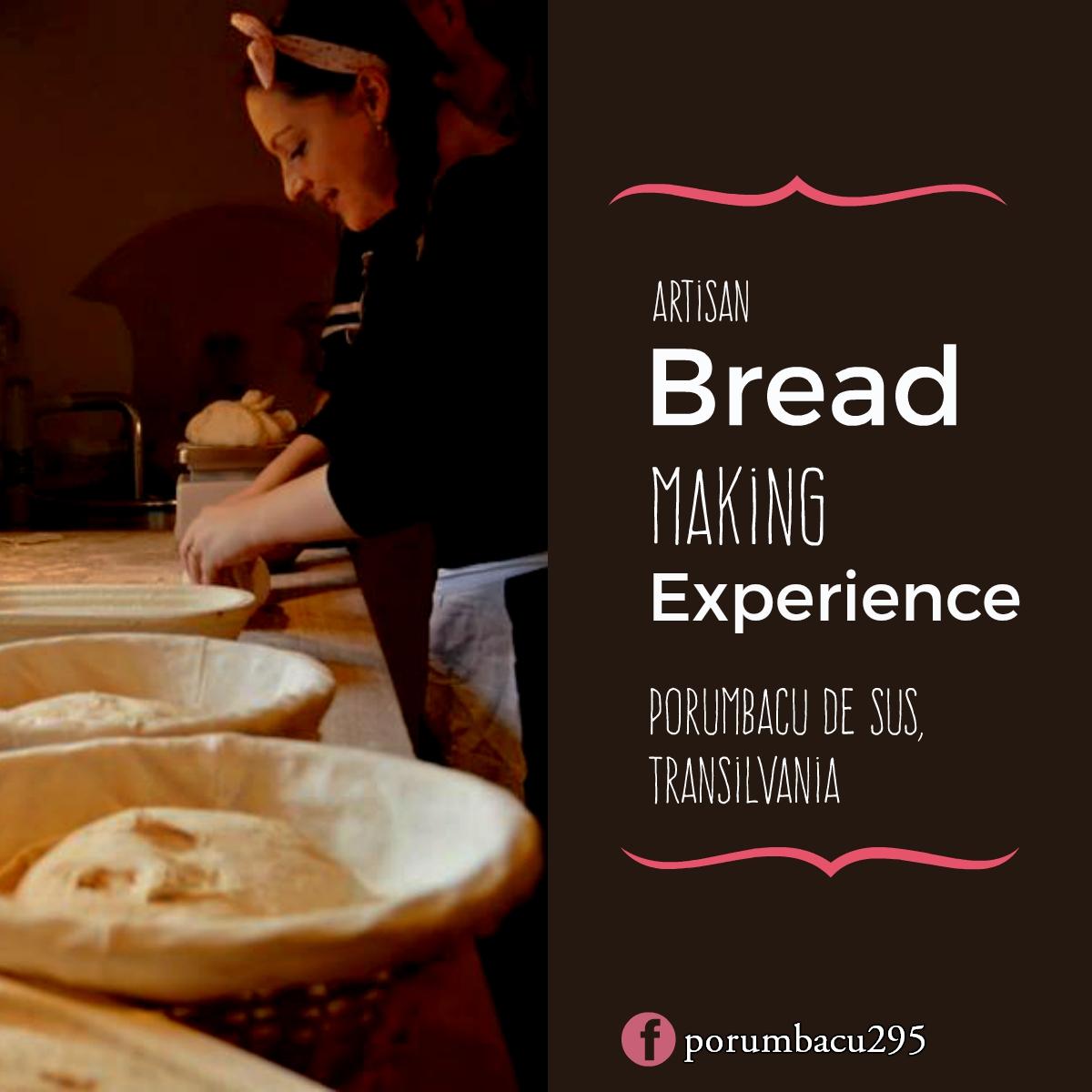 Ateliere de paine Porumbacu