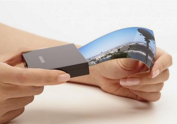 Samsung YOUM display mockup