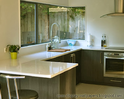 C Shaped Kitchen Designs