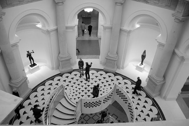 tate britain refurbishment