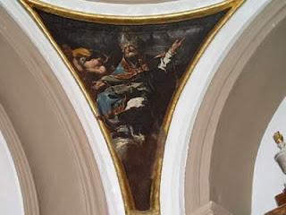 Pechinas decoradas por Francisco de Goya