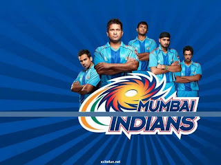 Mumbai Indians desktop wallpapers