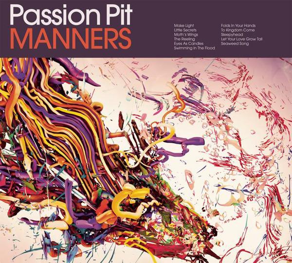 Passion Pit - Manners (Bonus Track Version) Cover