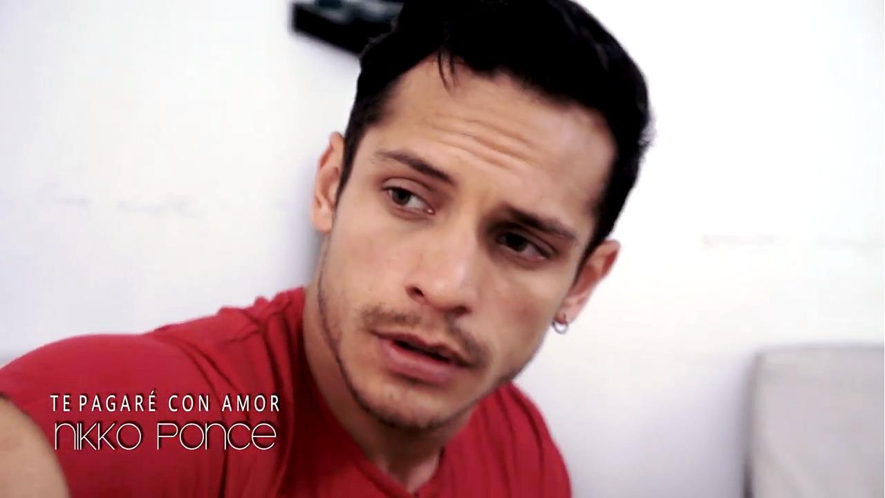 Nikko Ponce - Te Pagaré con Amor (Letra & Video Oficial)
