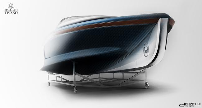 Maserati Tivano