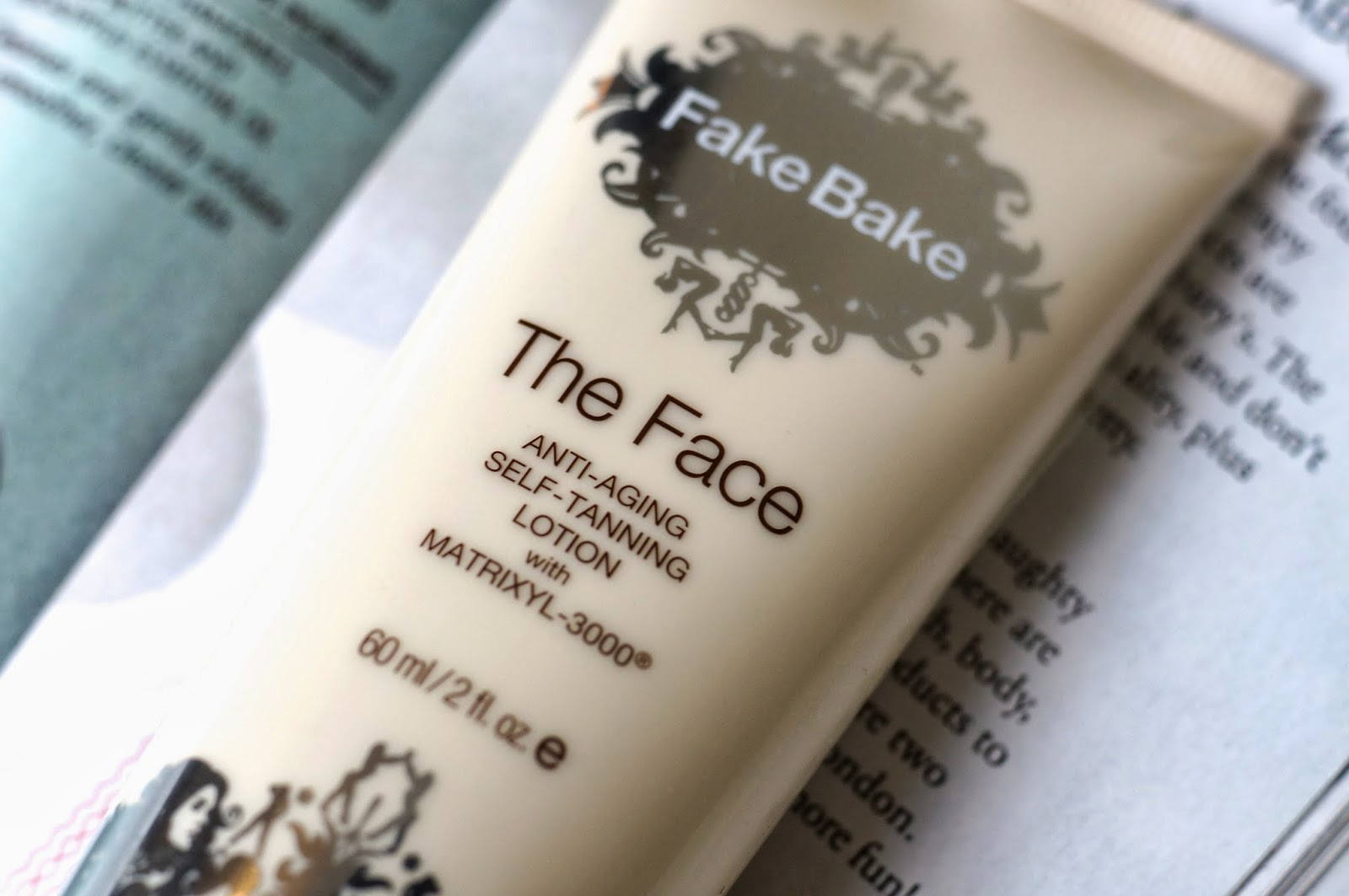 Fake Bake The Face