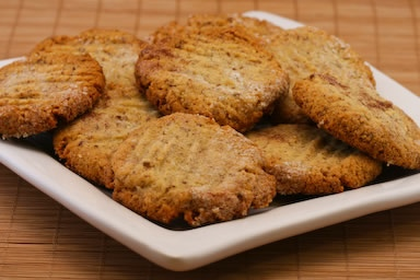 These Sugar-Free and Gluten-Free Cookies with Almond and Flax-Seed ...
