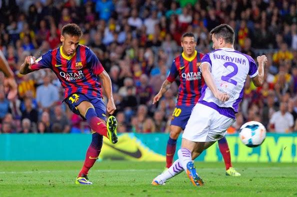 Prediksi Real Valladolid vs Barcelona 8 Maret 2014