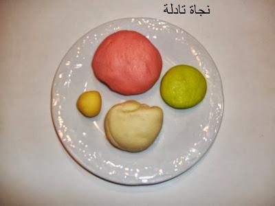 torta 2 طورطة بالشكلاط للمناسبات السعيدة