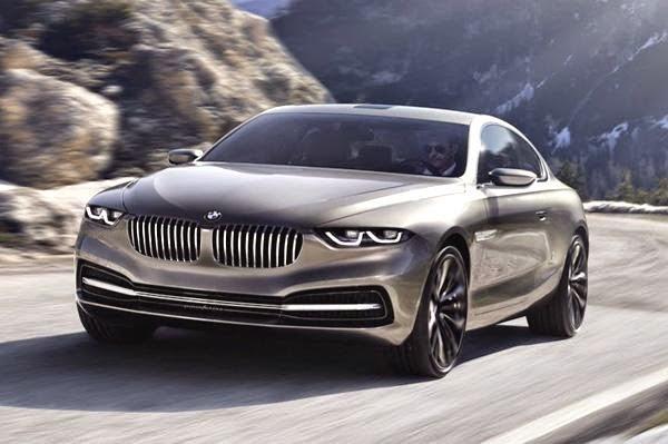 2016 BMW 5 Series: Exterior