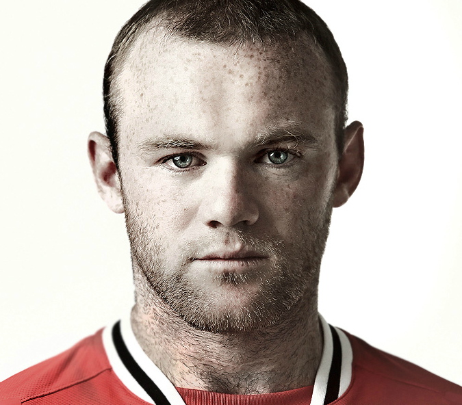 Wayne Rooney Portrait Brian s Lands End to John O Groats Challenge Happy Birthday Mum