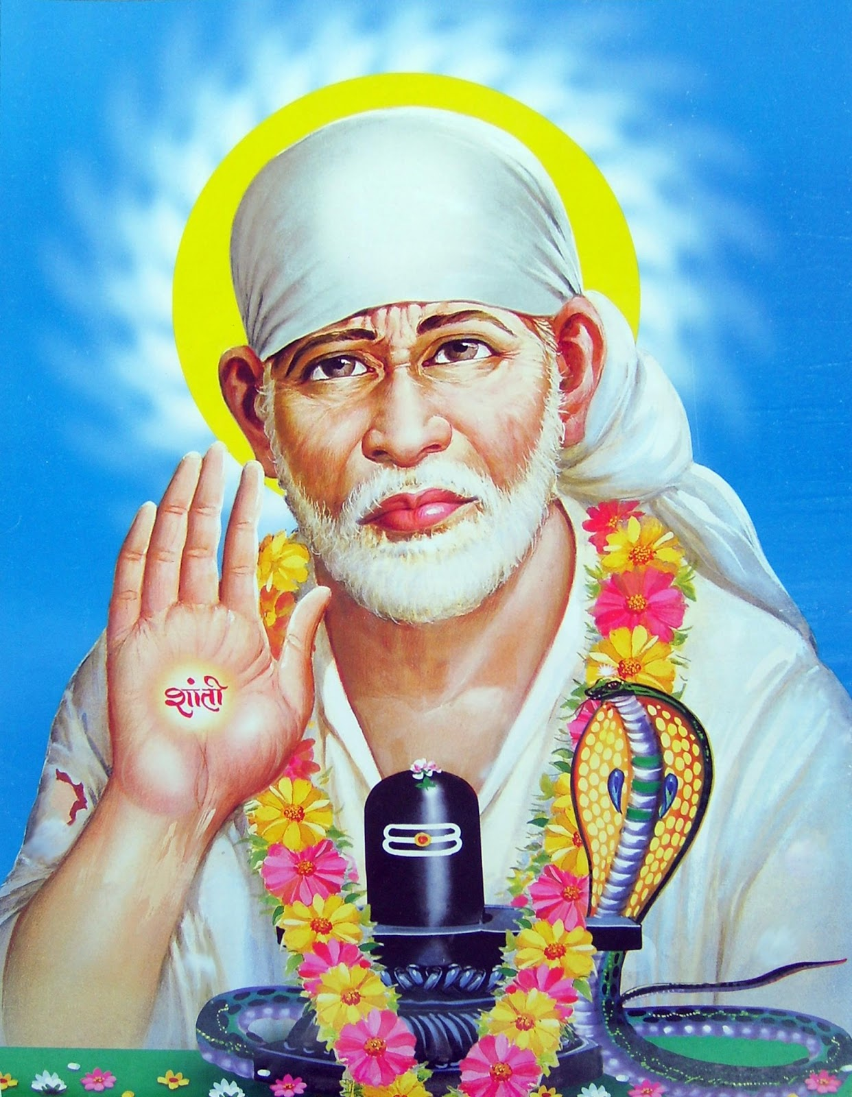 Wonderful Wallpaper Lord Sai Baba - shirdi+sai+bab+hd+wallpaper  Photograph_511434.jpg