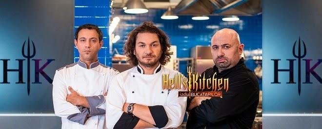 Hell's Kitchen: Iadul Bucatarilor sezonul 2 episodul 1