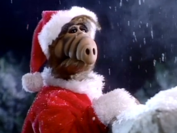 The Alf Christmas special