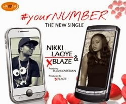 NEW MUSIC: NIKKI LAOYE & XBLAZE FEAT. RUNEL KAREBIAN – YOUR NUMBER