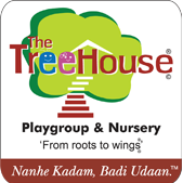Logo of Tree House play school franchise in India
