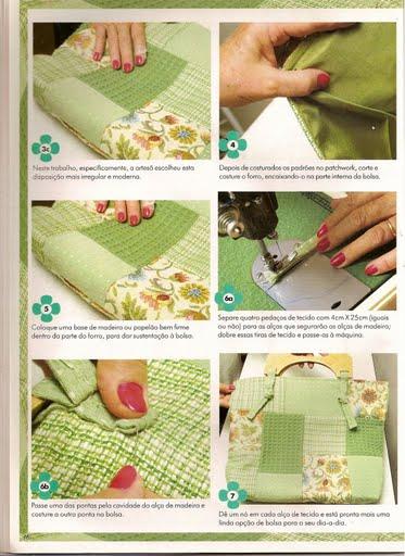 Bolsa De Praia Em Tecido Passo A Passo : Bolsa de tecido passo a moda plus size rj
