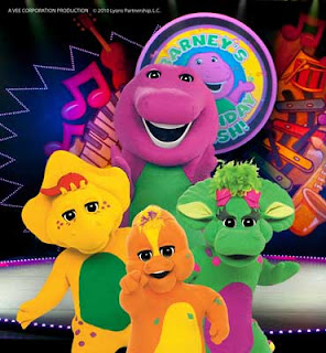 barney Download   Barney e Seus Amigos : Borboletas e Animais do Parque   AVi + RMVB Dublado