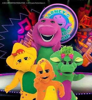 Download - Barney e Seus Amigos : Borboletas e Animais do Parque - AVi + RMVB Dublado