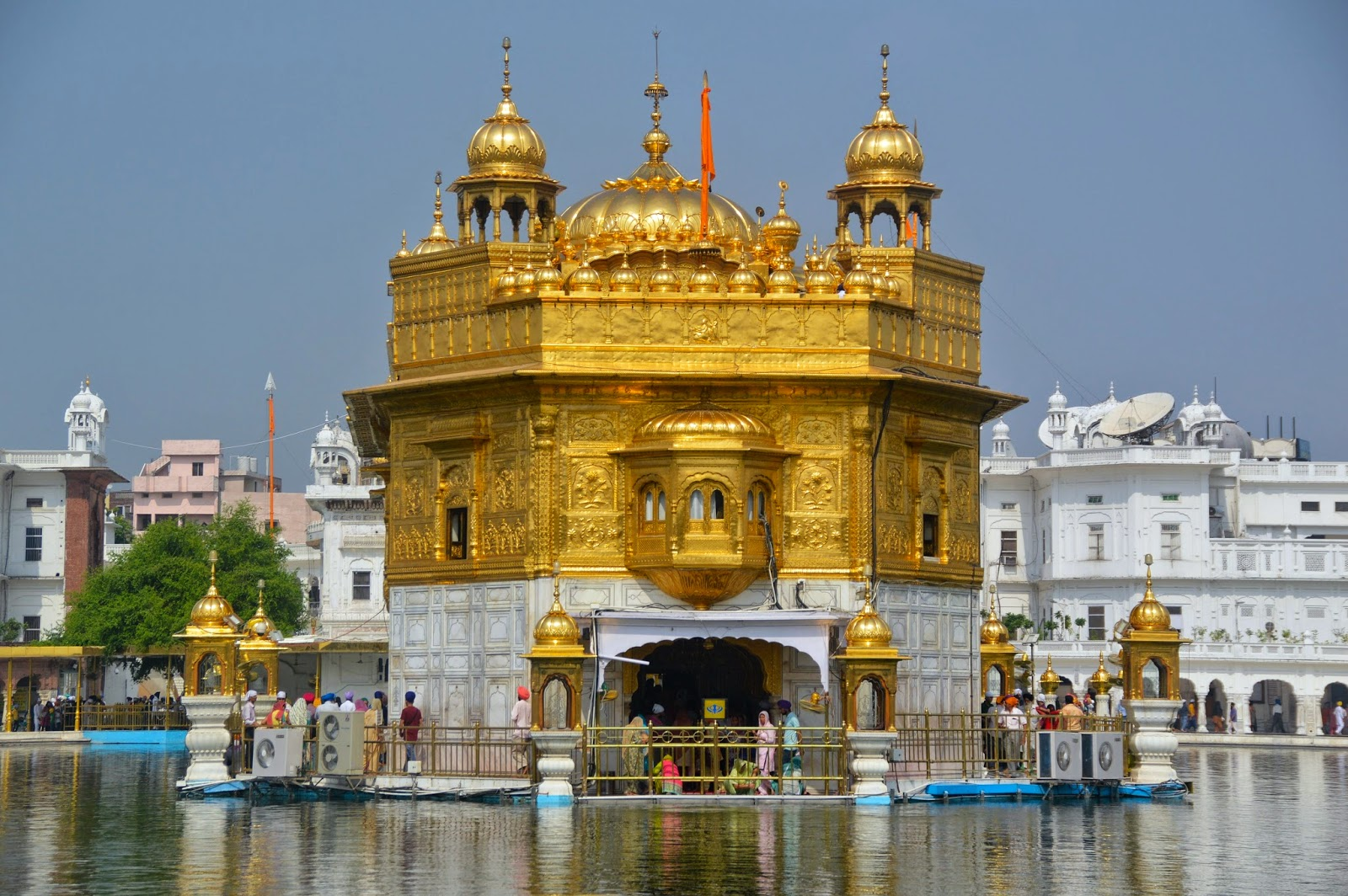 Golden Temple Amritsar A Travel Guide To India S Sacred