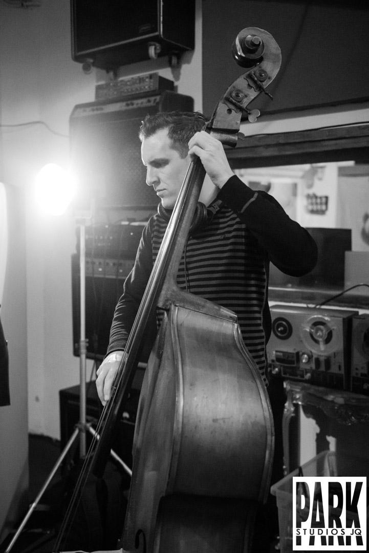 Birmingham recording studio Park Studios JQ | recording bass