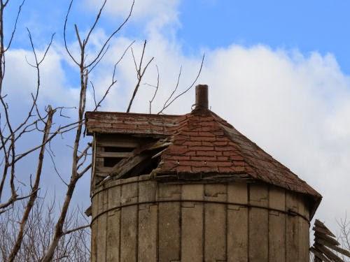 silo top