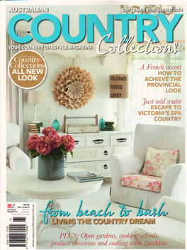 My Home on the Cover Aug 2011