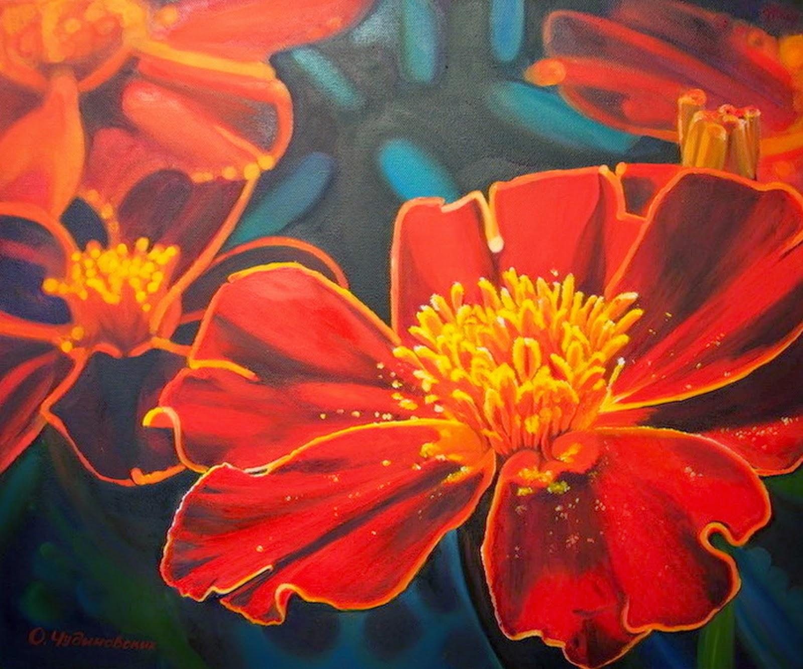 fotos-de-flores-en-plantas-pinturas-decorativas