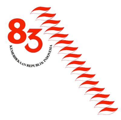 Logo HUT 66 RI versi GAUL